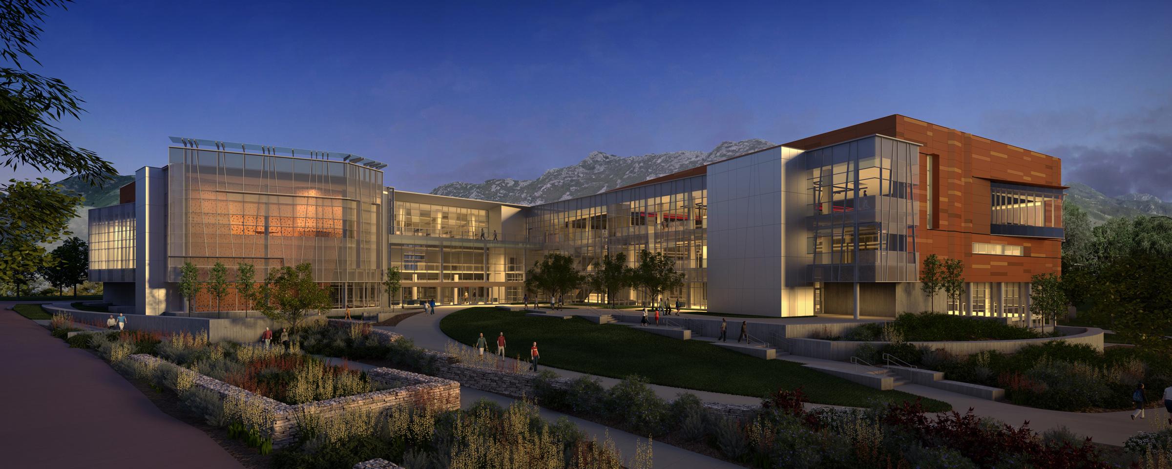 Hper Building University Of Utah