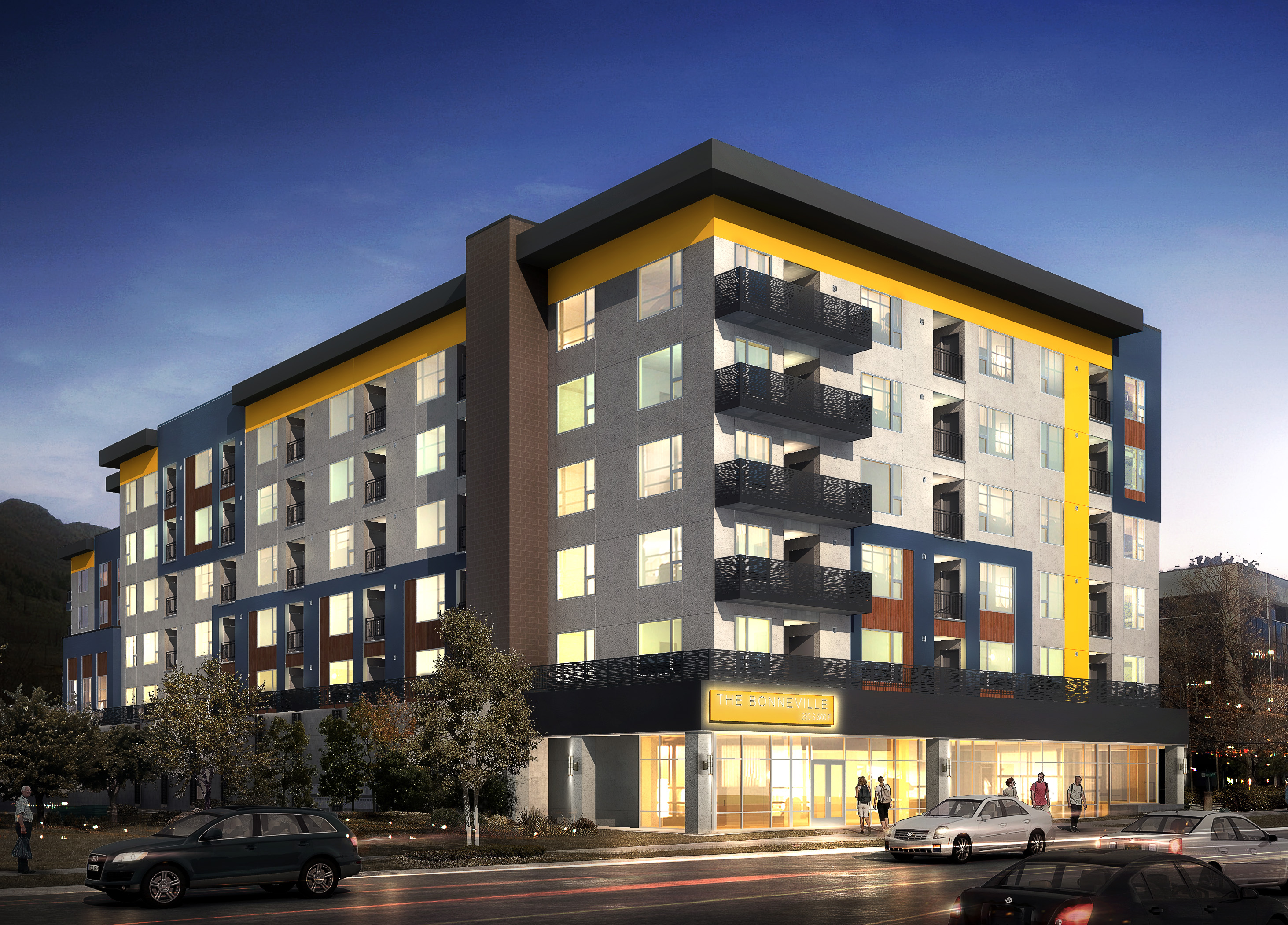 More market rate apartments ing to Central City Building Salt