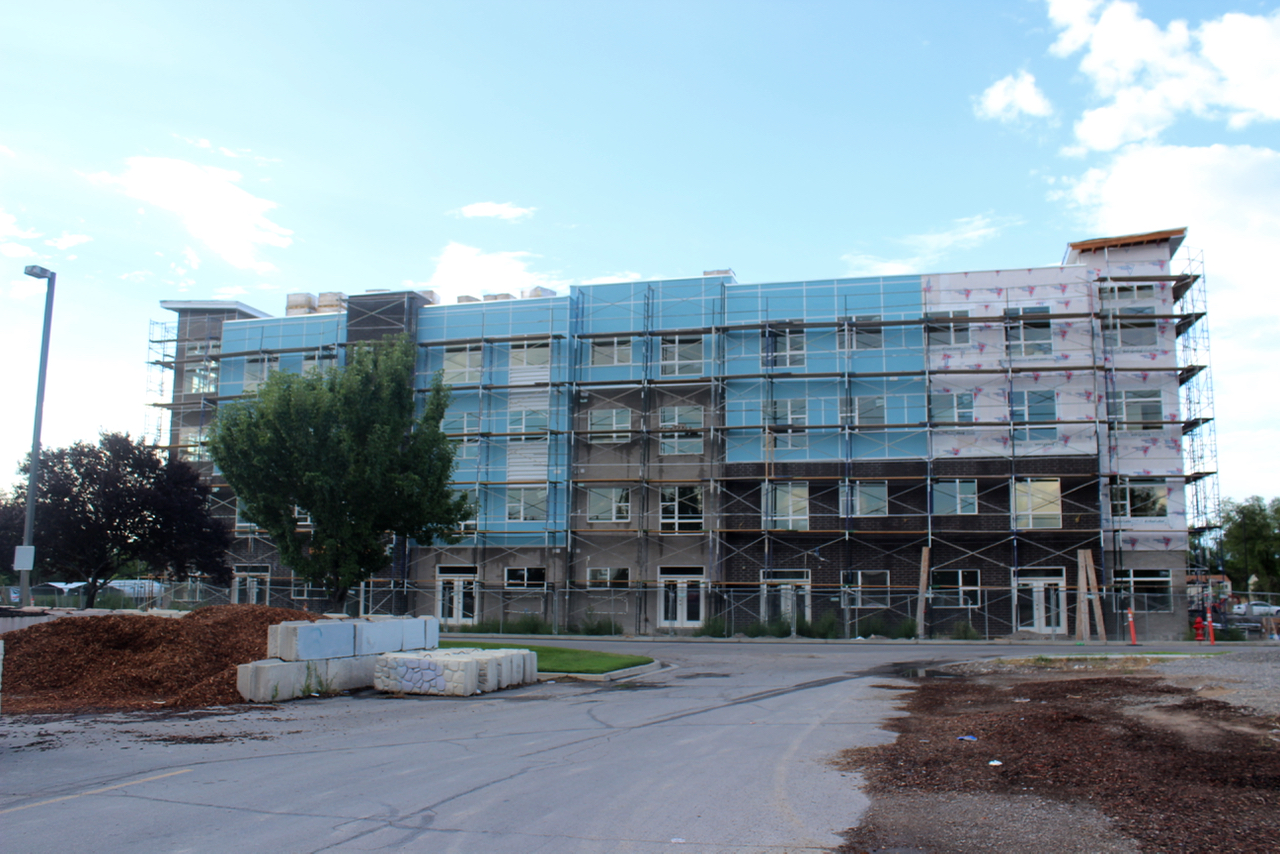 Park West Apartments Draper