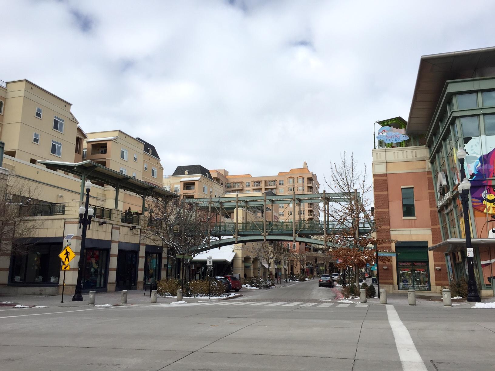 Downtown Salt Lake Apartments