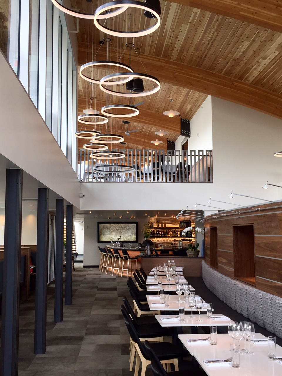 Stanza Restaurant In Salt Lake City