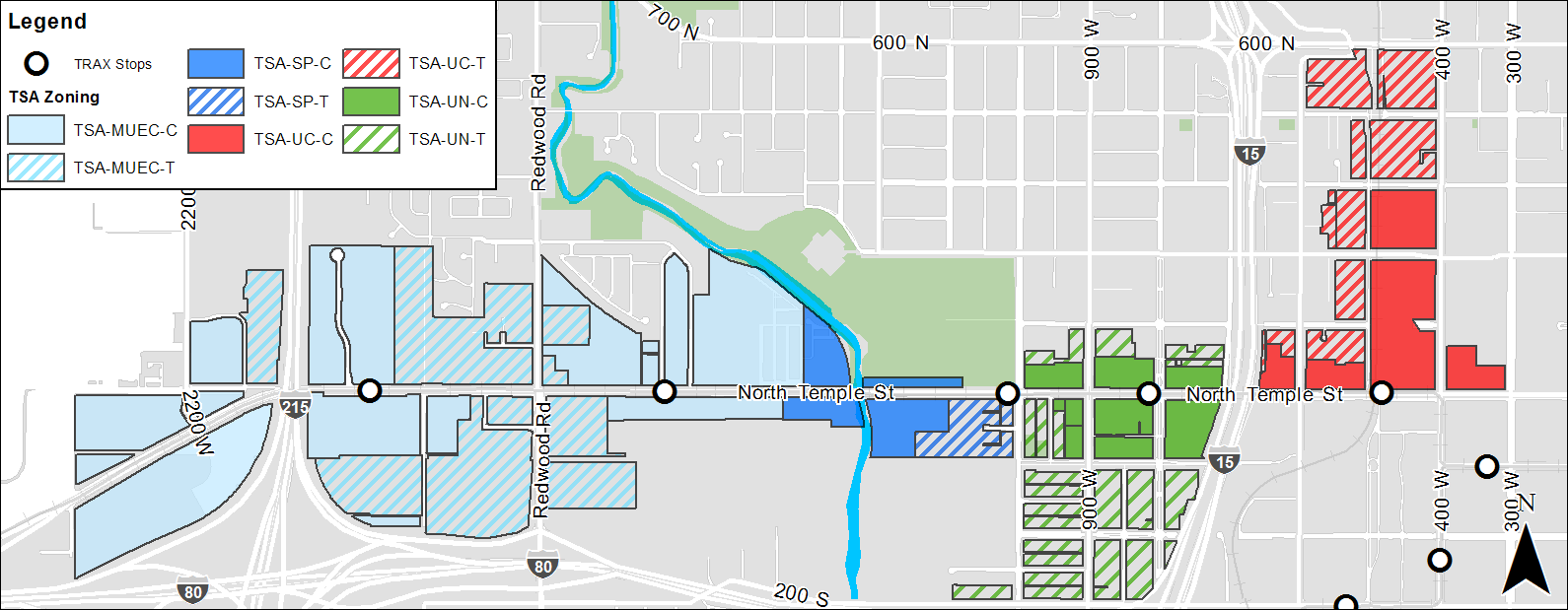Salt Lake County, UT Zoning Map (PDF) and Zoning Code ...