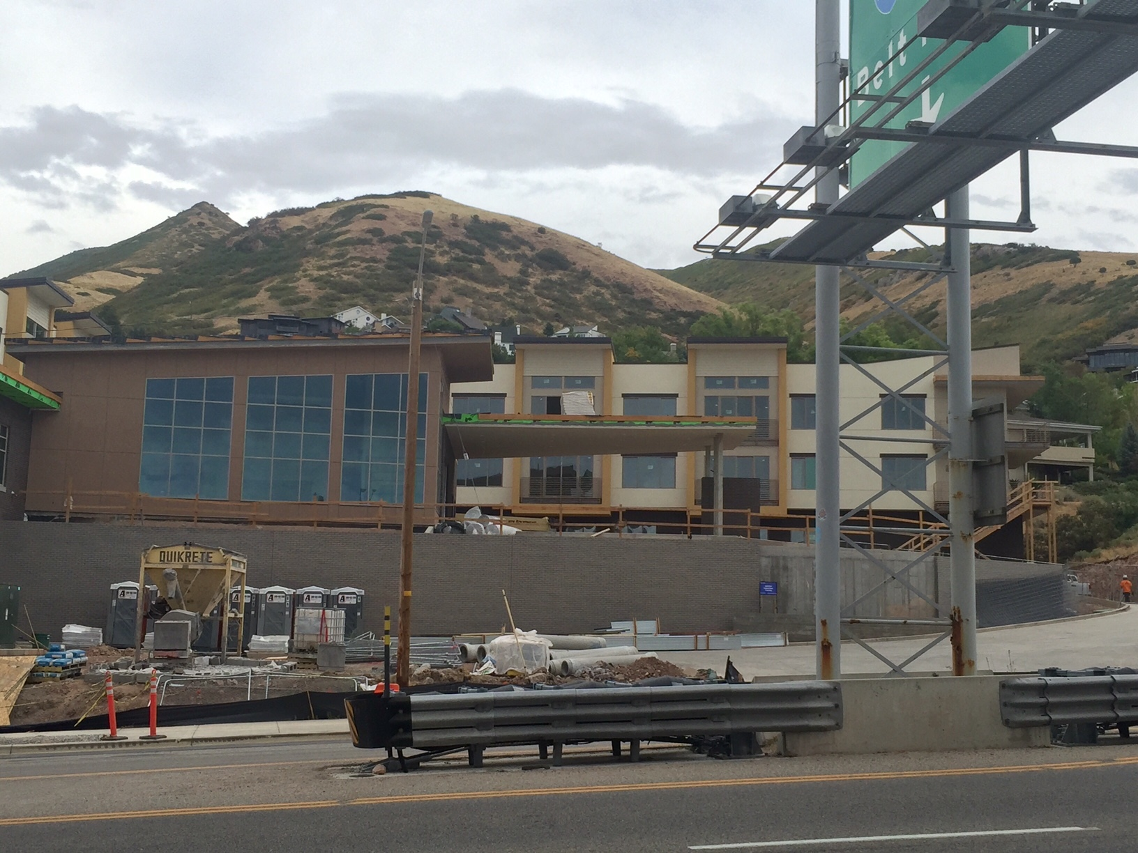 Foothill Drive To Get A Needed Upgrade Building Salt Lake