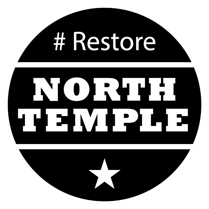Restore North Temple