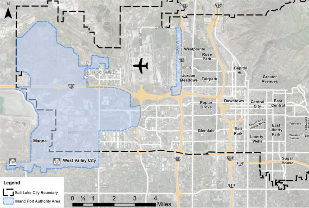 Salt Lake County Maps | Salt Lake County